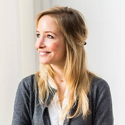 Portret van Eline Leijten en is inzetbaar als spreker voor uw evenement