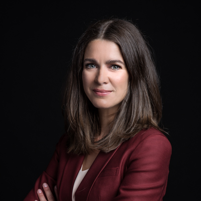 Portret van Merel Westrik en inzetbaar als spreker voor uw evenement